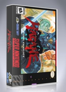SNES - Hagane: The Final Conflict
