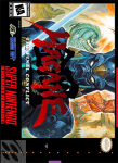 SNES - Hagane: The Final Conflict (front)