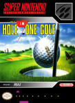 SNES - Hal's Hole in One Golf (front)