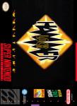 SNES - HammerLock Wrestling (front)