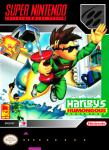 SNES - Harley's Humongous Adventure (front)