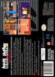 SNES - Home Alone 2: Lost in New York (back)