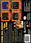 SNES - Home Improvement (back)