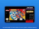 SNES - Hurricanes Label