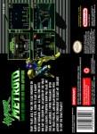 SNES - Hyper Metroid (back)