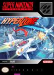 SNES - HyperZone (front)