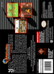 SNES - Incantation (back)