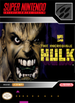 SNES - Incredible Hulk, The (front)