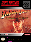 SNES - Indiana Jones (front)
