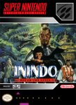 SNES - Inindo: Way of the Ninja (front)