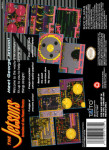 SNES - Jetsons: Invasion of the Planet Pirates (back)
