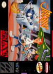 SNES - Jetsons: Invasion of the Planet Pirates (front)