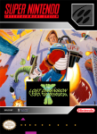 SNES - Jim Power: The Lost Dimension in 3-D (front)
