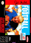 SNES - John Madden Football (front)