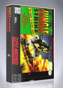 SNES - Jungle Strike