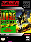 Jungle Strike: The Sequel to Desert Strike (front)
