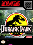 SNES - Jurassic Park (front)