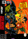SNES - Justice League Task Force (front)
