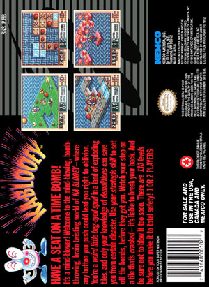 Ka-Blooey | Retro Game Cases