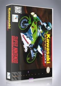 SNES - Kawasaki Super Bike Challenge
