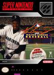 SNES - Ken Griffey Jr. Presents Major League Baseball (front)
