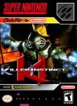 SNES - Killer Instinct (front)