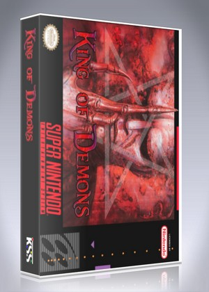 SNES - King of Demons