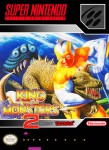 SNES - King of the Monsters 2 (front)
