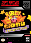 SNES Kirby Superstar (front)