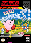 SNES - Kirby's Avalanche (front)