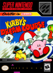SNES -Kirby's Dream Course (front)