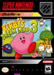 SNES Kirby's Dream Land 3 (front)