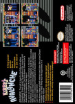 SNES - Kirby's Avalanche (back)