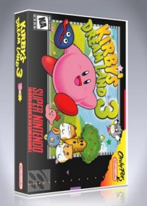 SNES - Kirby's Dream Land 3
