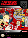 SNES - Krusty's Super Fun House (front)