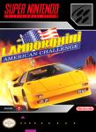 SNES - Lamborghini: American Challenge (front)
