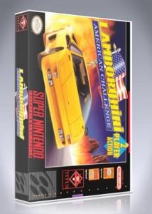SNES - Lamborghini: American Challenge