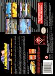 SNES - Lamborghini: American Challenge (back)