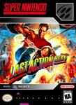 SNES - Last Action Hero (front)