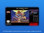SNES - Last Bible III Label
