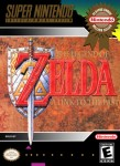 Legend of Zelda: A Link to the Past (Player's Choice) (front)