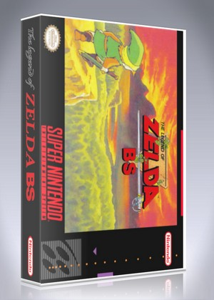 SNES - Legend of Zelda, The: BS