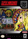 SNES - Legend of Zelda, The: Goddess of Wisdom (front)
