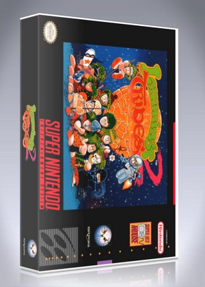 SNES - Lemmings 2: The Tribes