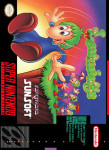 SNES - Lemmings (front)