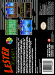SNES - Lester the Unlikely (back)