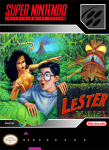 SNES - Lester the Unlikely (front)