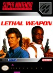 SNES - Lethal Weapon (front)