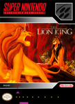 SNES - Lion King, The (front)