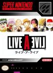 SNES - Live-A-Live (front)